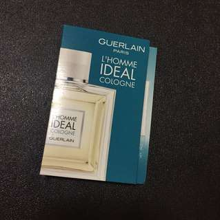 Guerlain L'homme Ideal Cologne Eau De Toilette Edt 1ml