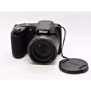 Nikon Coolpix L320 P8000 (For sale or swap)