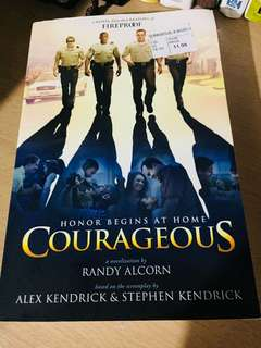 Courageous Book