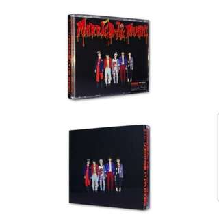(WTB) SHINee Married to the Music album
