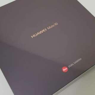 Huawei Mate 10  Black color