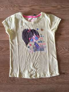 [preorder] primark (1.5-8yrs) girls tshirt