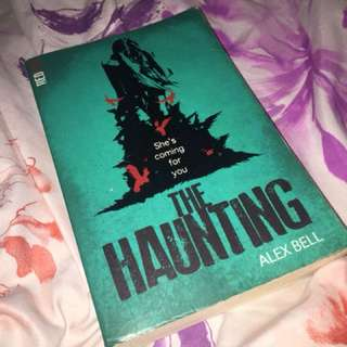 the haunting | book