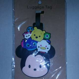 Tsum Tsum Luggage Tag