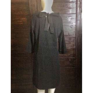 dress hitam branded