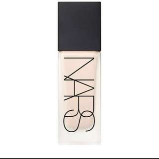 Nars All Day Weightless Luminous Foundation