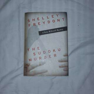 The Sudoku Murder (Shelley Freydont)