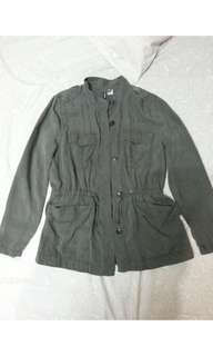 H&M Army Jacket