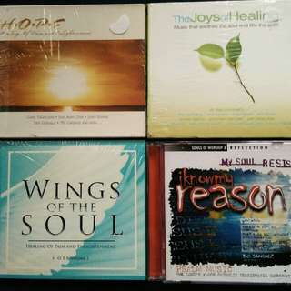 4 for 250**MUSIC FOR THE SOUL COLLECTION