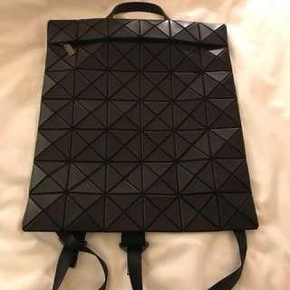 issey miyaki bao bao flat backpack