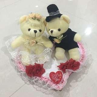 Wedding Bears (Couple in Tuxedo/Suits)
