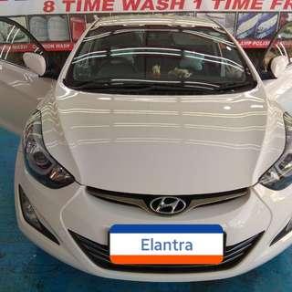 Hyundai Elantra 1.6 Auto Elite
