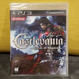 PS3 GAME CASTLEVANIA LORD OF SHADOW