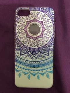 Apple iPhone 7/8曼特拉風格彩色手機殼