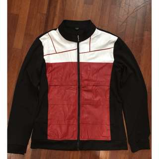 Biker Jacket (Jaket Motor) Size L-XL
