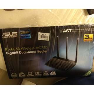 Asus RT-AC53 WiFi Router for sale