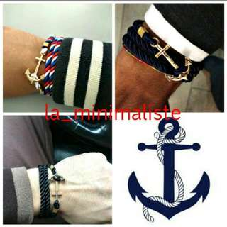 6 Selection - Nautical Bracelet