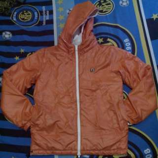 Jaket parasut Rusty original made in china