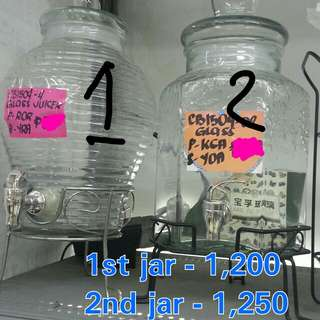 Juice jar
