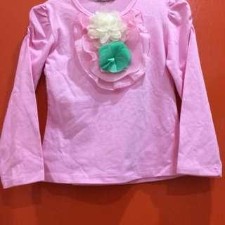 Pink Top(K16)