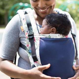 Limited Edition Tula Rosy Posy Free-to-Grow Carrier