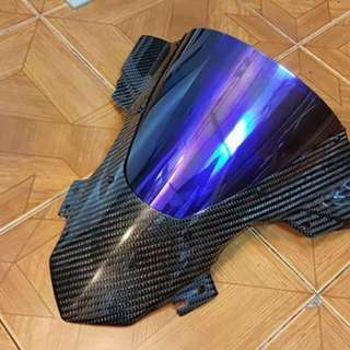 bmw s1000rr windscreen/windshield copy Magical racing