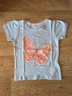 [preorder] primark (6-36months) girls tshirt