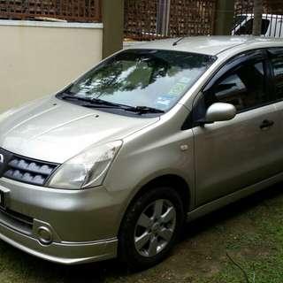 Nissan Livina 1.6 (A)