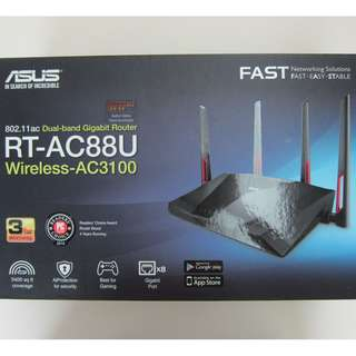 ASUS AC3100 RT-AC88U Router