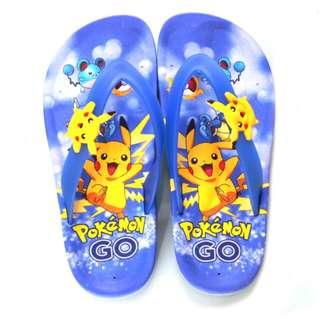 Pikachu Kids Slipper Pokemon