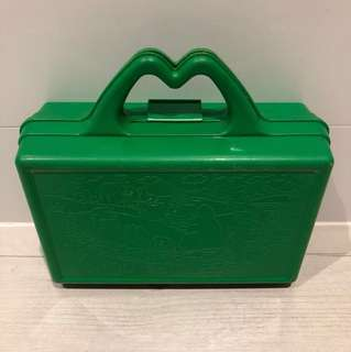 MacDonald Vintage Happy Meal Box