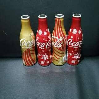Coca Cola Bottles Collection