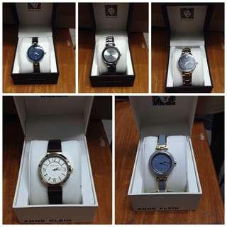 Original anne klein watches