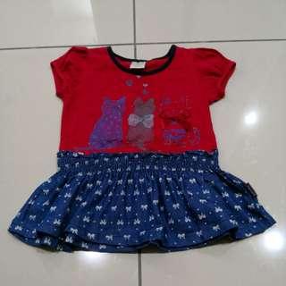 Sun Baby Dress (9-12m)