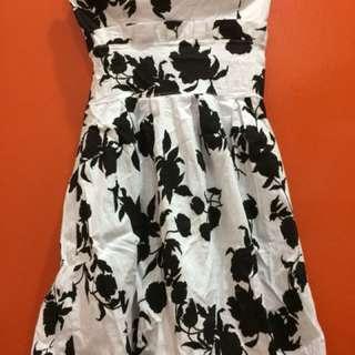Floral Dress(K12)