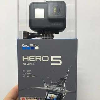 Gopro HERO5 (尾牙抽中,低價售出)