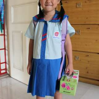 Looking For Blessing Old Pcf Kidergarten Uniform Shown Above For Maximum Size