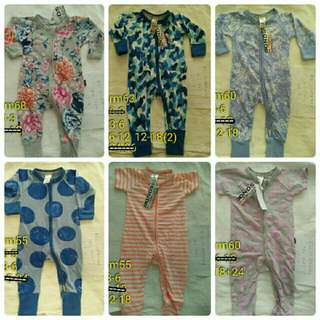 Bonds Sleepsuit Wondersuits