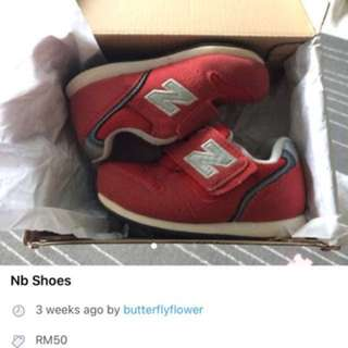 Reduced ! NB Shoes