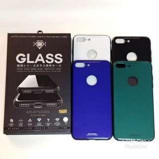 💟特價💟 Iphone case - 強化玻璃面電話殼 (7plus / 8plus)