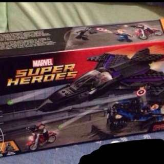 lego black panther pursuit bnew sealed from us