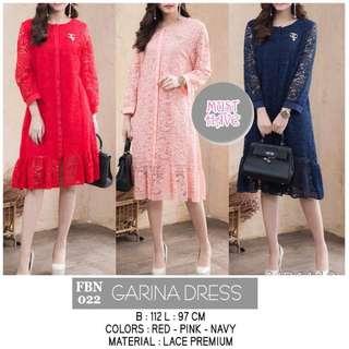 FBN022 GARINA DRESS