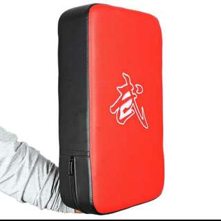 Punching kicking Pad Rectangle Focus MMA Kicking Strike Power Punch boxing Training Equipment target Kung-fu Martial Arts