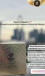 🐌 WoWo x 蜗蜗 🐌 Myrothamnus Flabellifolia Face Cream
