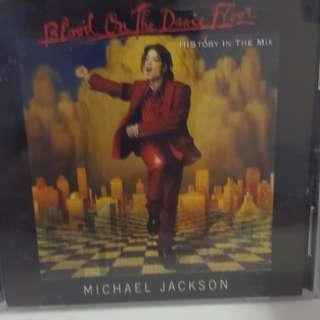 Cd English Michael Jackson a bit scratch