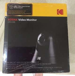 Cctv Kodak video monitor