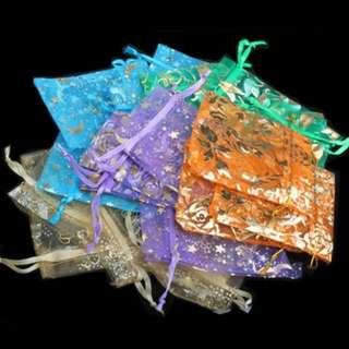 Organza Gift Bag For Multi Purpose