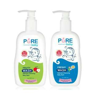 Pure Baby Wash Freshy / Fruity 230ml