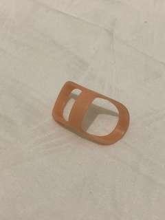 Oval-8 splint for mallet finger size 5