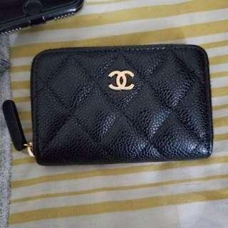 Chanel 散紙包 ,金扣